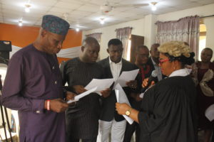 OUR EXECUTIVE DIRECTOR APPOINTED TO GOVERNING COUNCIL OF THE AKWA IBOM STATE COOPERATIVES FEDERATION LIMITED (AKCOFED)